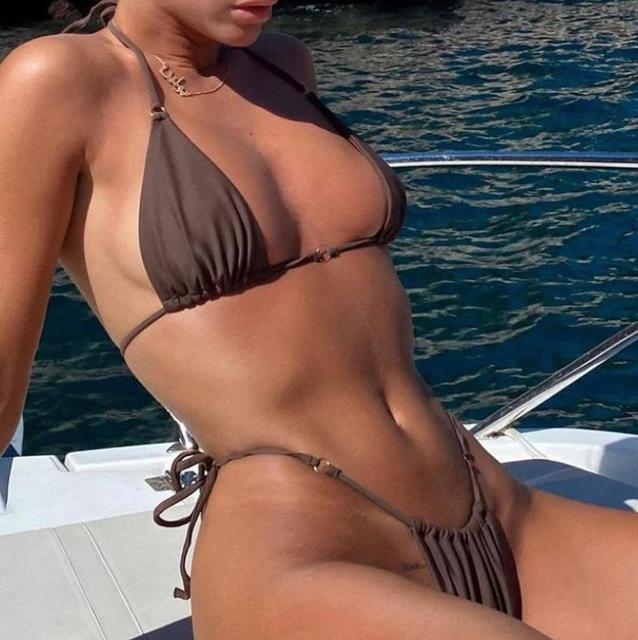 Swimsuit V-Neck
