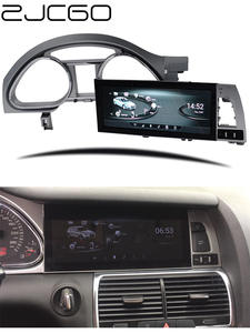 Stereo GPS Multimedia-Player Radio-Navigation Android-Screen Audi A6 Q7 3g-System Car