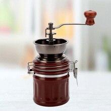 Manual Coffee Bean Grinder Home Ceramic Coffee Grinder Kitchen Coffee Making Tool