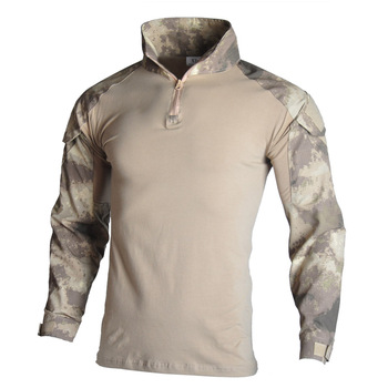 Men Military Uniform Tactical Shirsts Long Sleeve Male Camouflage Army Combat Shirt Airsoft Paintball Clothes Soldiers Shirt Top brand military camouflage t shirt men multicam uniform tactical long sleeve t shirt airsoft paintball clothes army combat shirt