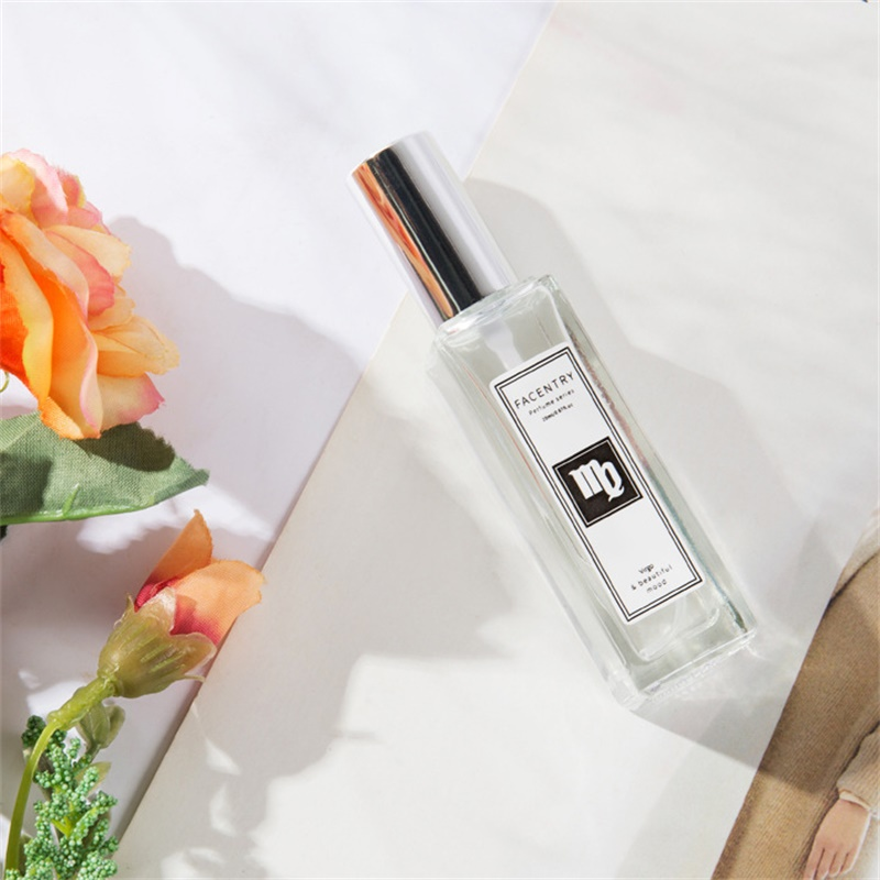 Portable Perfum Makeup Pure Simple Fresh And Elegant Fragrance Twelve Constellation Parfum Women Perfume-u