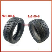 9x3.00-6 вакуумные бескамерные износостойкие шины для мини-мотоциклов, аксессуары для электрического скутера, модифицированные шины