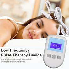 New Anti Sleep Electrotherapy CES Stim Device for Anxiety Insomnia and Depression Cure Migraine Neurosism anxiety cure the