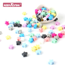 Keep&Grow 50pcs Sillicone Beads Baby Teether Chew Product
