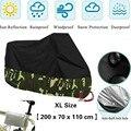 Водонепроницаемый чехол для велосипеда от дождя и пыли, чехол для велосипеда с защитой от УФ-излучения