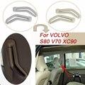 Левый и правый передний ремешок безопасности Ретрактор направляющее кольцо ремни переключатель ремня безопасности накладка ремня безопас...