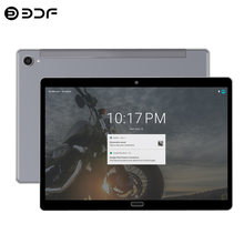 BDF X20 MTK6797 Deca Core 10.8 Inch Tablet PC 2560x1600 HD 4GB RAM 64GB ROM 4G Network AI Speed-up Tablets 13MP Camera Dual SIM