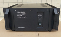 US Threshold s500 All aluminum Power Amplifier Case(470 450 200