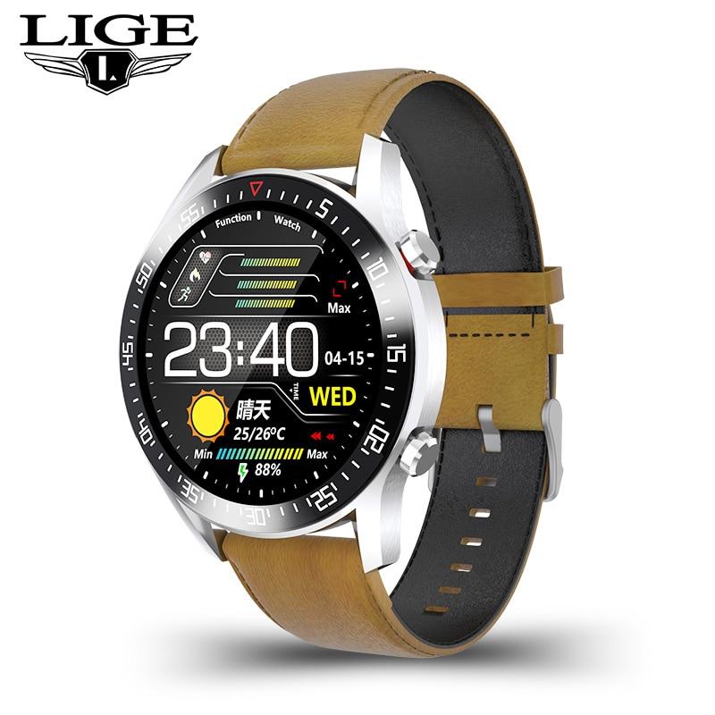 2020 New Steel Band Digital Watch Men Sport Watches Electronic LED Male Wrist Watch For Men Clock Waterproof Bluetooth Hour+box 8