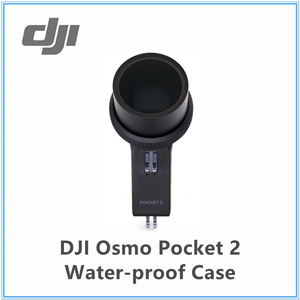 Image 1 - DJI Osmo Pocket 2 Waterproof Case Original Accessories for DJI Pocket 2 Protective Cover Water proof At Up To 60M