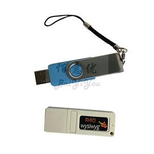 Image 4 - 1 ensemble/lot Wysiwyg libération R40 effectuer un Dongle chiffré théâtre spectacle lieu DJ logiciel avec pilote USB et belle boîte cadeau