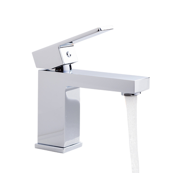 GAPPO Basin Faucet Water Tap Faucet  for Bathroom Solid Brass Chrome Single Handle Waterfall Sink Tap Mixer 8