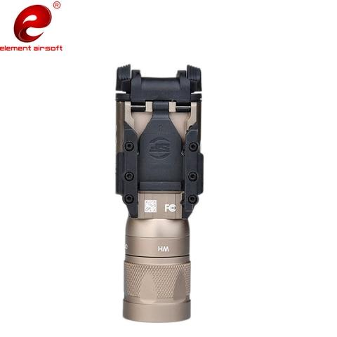 elemento airsoft tatico luz surefir x300 lanterna