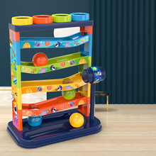 Durable Pound A Ball Great Fun for Toddlers - STEM Developmental Educational Toys - Great Birthday Gift