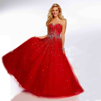 vestidos de 15 anos Quinceanera Dresses Hot5 prom Ball Gowns Hot Sweetheart cheap crystal beading Quinceanera gowns lace up
