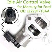 Válvula de controle de ar ocioso nova de boa qualidade para ford para a peça de automóvel 1l2z9f715aa cx1771 1l2z-9f715-aa da substituição do mercúrio