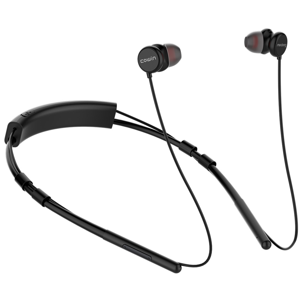 COWIN HE6 Bluetooth 5.0 Earphone Wireless Headset Neckband Sport Earbuds headphones For All Phoneswith mic Handsfree Stereo
