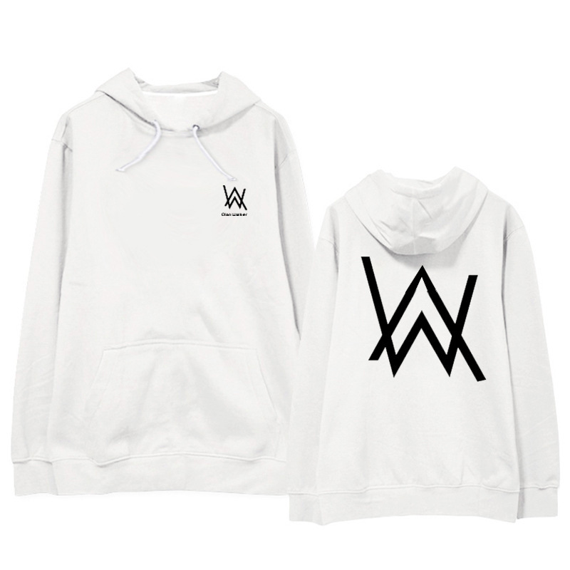 Allen Walker DJ Hoodie New Style Alan Walker Electronic Music Faded Coat Men And Women Thin Type For Spring And Autumn Hoodie