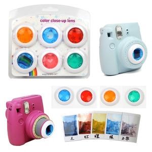 Image 2 - Besegad 8 in 1 Durchführung Kamera Tasche Objektiv Filter Rahmen Fotoalbum Aufkleber Clips Hanf Seile Kit Für Fujifilm Instax mini 8 8 + 9