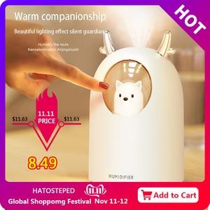 USB Mini Humidifier Cool Mist