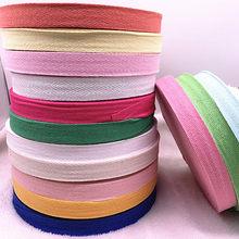 3 jardas/lote 10mm/20mm multi cor espinha de peixe fita fitas 100% algodão tecido fita costura decoração do casamento diy artesanato tecido