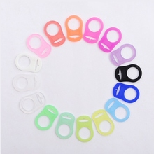 6Pcs/Set Infant Baby Teether Teething Toy Chewable Soother Sucking Thumb Teethin