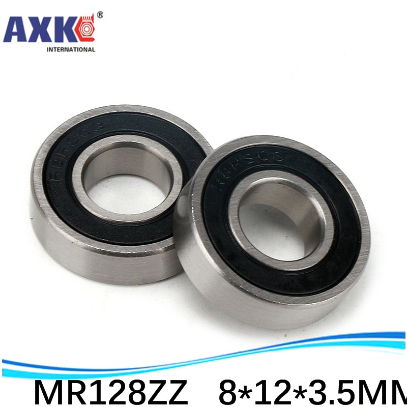 678RS 678ZZ MR128 <font><b>MR128ZZ</b></font> MR128-2RS SMR128ZZ SMR128-2RS 678 ZZ RS RZ 2RZ Deep Groove Ball Bearings High Quality 8*12*3.5 MM image