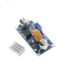 цена на Dc-Dc Xl4015 Adjustable Buck Module 4~38V High Power 96% High Efficiency 5A Buck Module