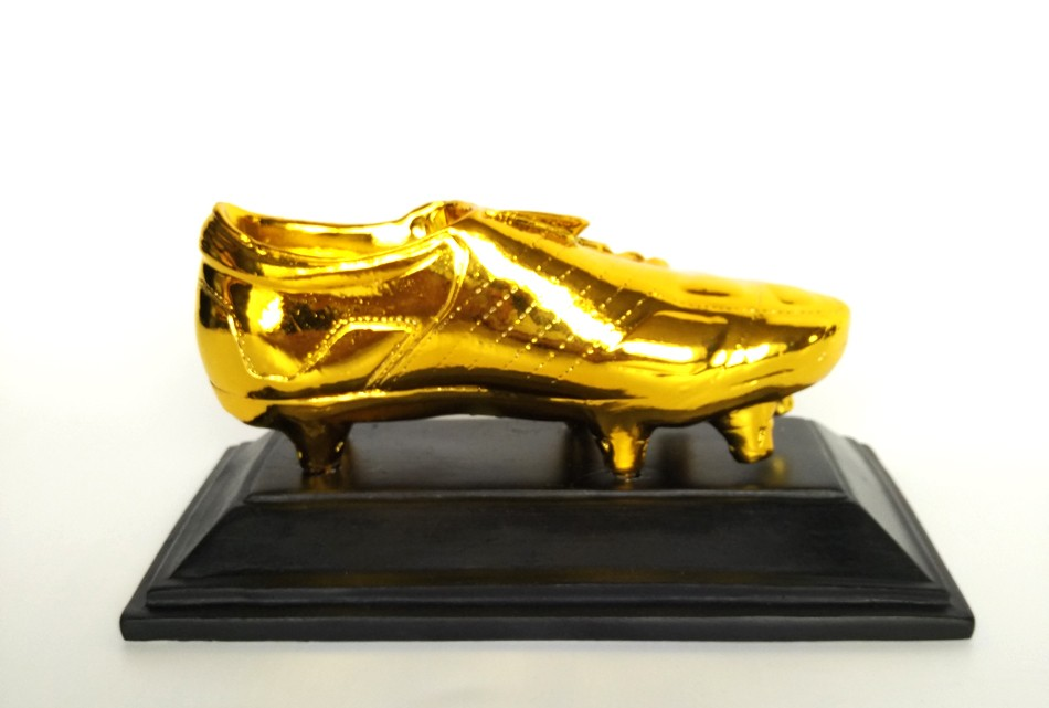 Resin 2019 The Golden Football Boot Champions League Award Trophies Cup Soccer Clubs Fans Souvenirs Collectibles