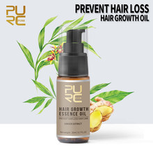 Regrow ขิง Germinal Fast Hair Growth Essence Oil Serum Hairdressing น้ำมัน Loss Treatment Hair Care อาหาร Solution TSLM1(China)