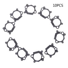 10Pcs Carburetor Diaphragm Gasket Kit For Briggs&Stratton 795629 272653 272653S uxcell 715783 carburetor carb replaces for briggs stratton 715525 715494 715390 engine with gasket replacement generators