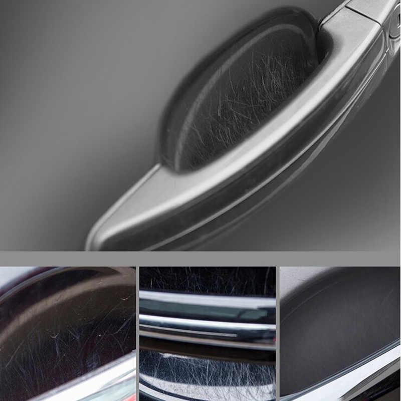 Защита от царапин для ручки двери, защита для Лагуна 2 abarth 500 mitsubishi lancer kia picanto volkswagen polo 2018 seat
