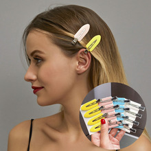 10Pcs/Set Beauty Salon Seamless Hairpin Professional Styling Hairdressing Makeup Tools Hair Clips For Women Girl Headwear