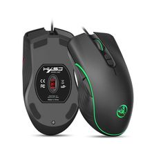 USB Wired Gaming Mouse RGB Marquee Effect 1000/1600/3200/6400 DPI Adjustable PC/Computer Game Mice nigella sativa immunomoulatory effect in carcinogenic mice
