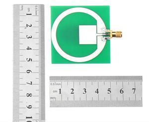 Image 5 - UWB Ultra szerokopasmowa antena 2.4Ghz 10.5Ghz 10W (40dBm) moduł impulsowy antena PCB do samodzielnego wykonania