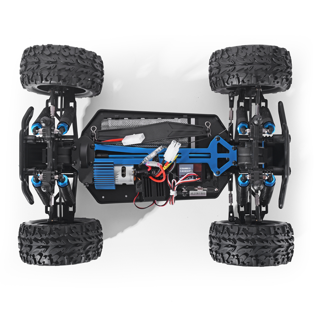 Image 5 - HSP RC Car 1/10 Scale 4wd Off Road Monster Truck 94111 Electric Power 4x4 vehicle Toys High Speed Hobby Remote Control CarRC Cars   -