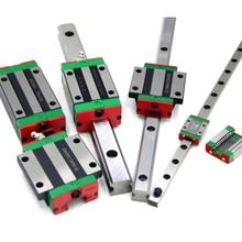 цена на Big Linear Sliding Parts Cnc Hgw Linear Guide Shenzhen Hiwin HGH25CA H25C Block