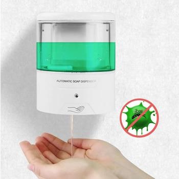Modun Sensor Soap Dispenser Dosatore Sapone Sensor Soap Pump Dispensador De Jabon Auto Handsanitizer Automatic Soap Dispensers