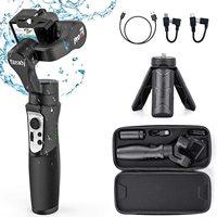 Hohem iSteady Pro 3 3-Achse Splash Proof Handheld Gimble für Gopro Hero 8 7/6/5/4/3 DJI Osmo Action SJCAM YI Cam Action Kamera