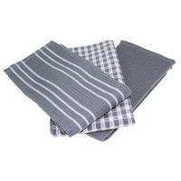 Легко-классические кухонные полотенца, 100% натуральный хлопок, лучшие чайные полотенца, ткань для посуды, Абсорбирующая и Безворсовая, машин...