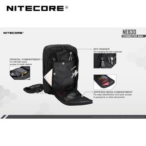 Image 5 - ביצוע מרובות דרכים NITECORE NEB30 Commuter תיק