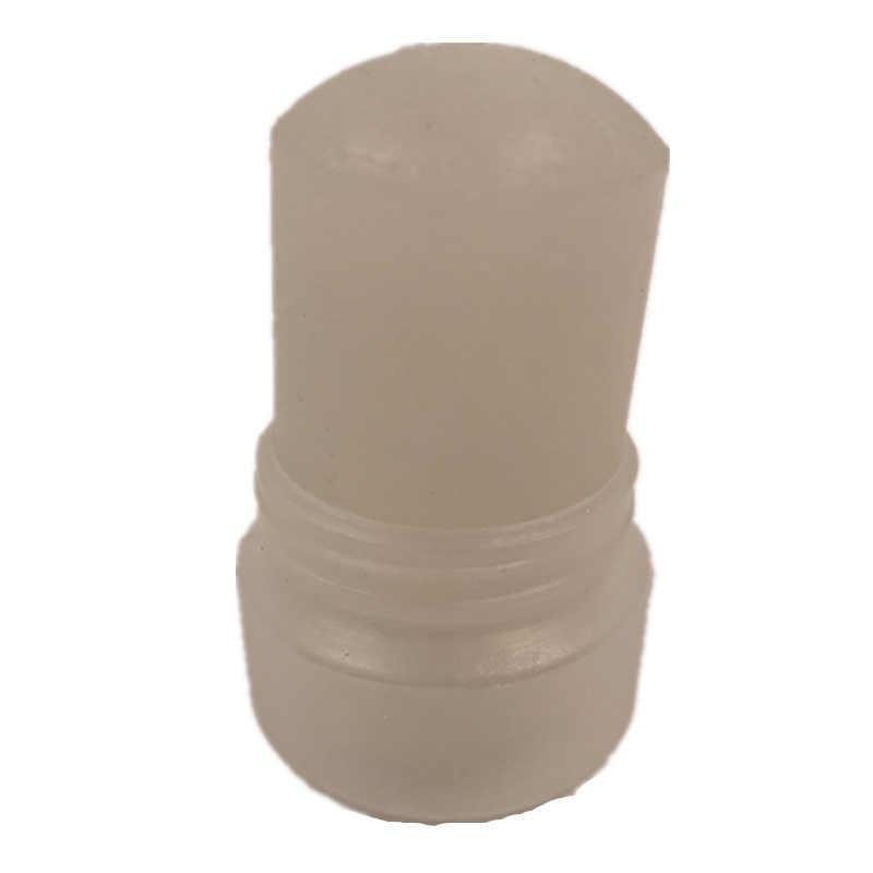 Bâton anti-transpirant pour les aisselles 60g cristal alun sel minéral naturel déodorant bâton enlèvement bâton de pierre pour les femmes et les hommes