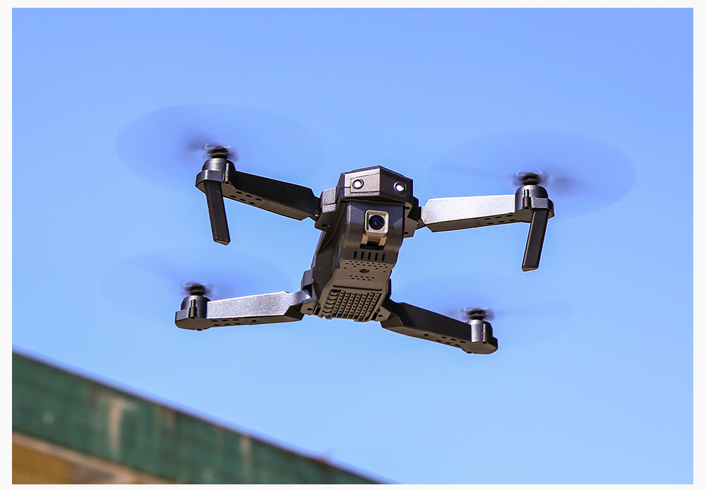 Hb899e89e9ccb4bd686422c87384aef79Z - Mini SG107 Drone 4k Double Camera HD XT6 WIFI FPV Drone Air Pressure Fixed Height four-axis Aircraft RC Helicopter With Camera