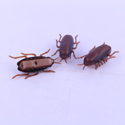 Creative Vibration Crawling Simulation Charged Beetle Joke Toy Birthday Novelty Funny Electronic Insect