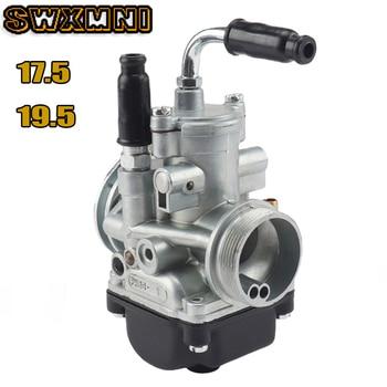 Carburador de 17,5mm y 19,5mm para carburador PHBG style, modificación del diámetro interior, scooter de 2 tiempos Aprilia RS50 47Cc 49Cc