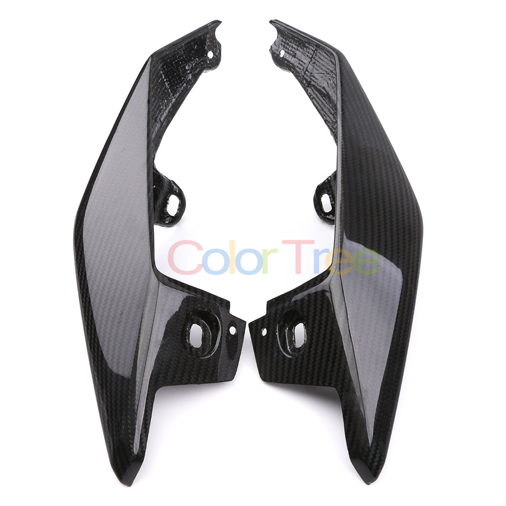 2014-2018 MT-09 FZ-09 Gas Tank Side Cover Trim Panel Fairing Cowl Carbon Fiber