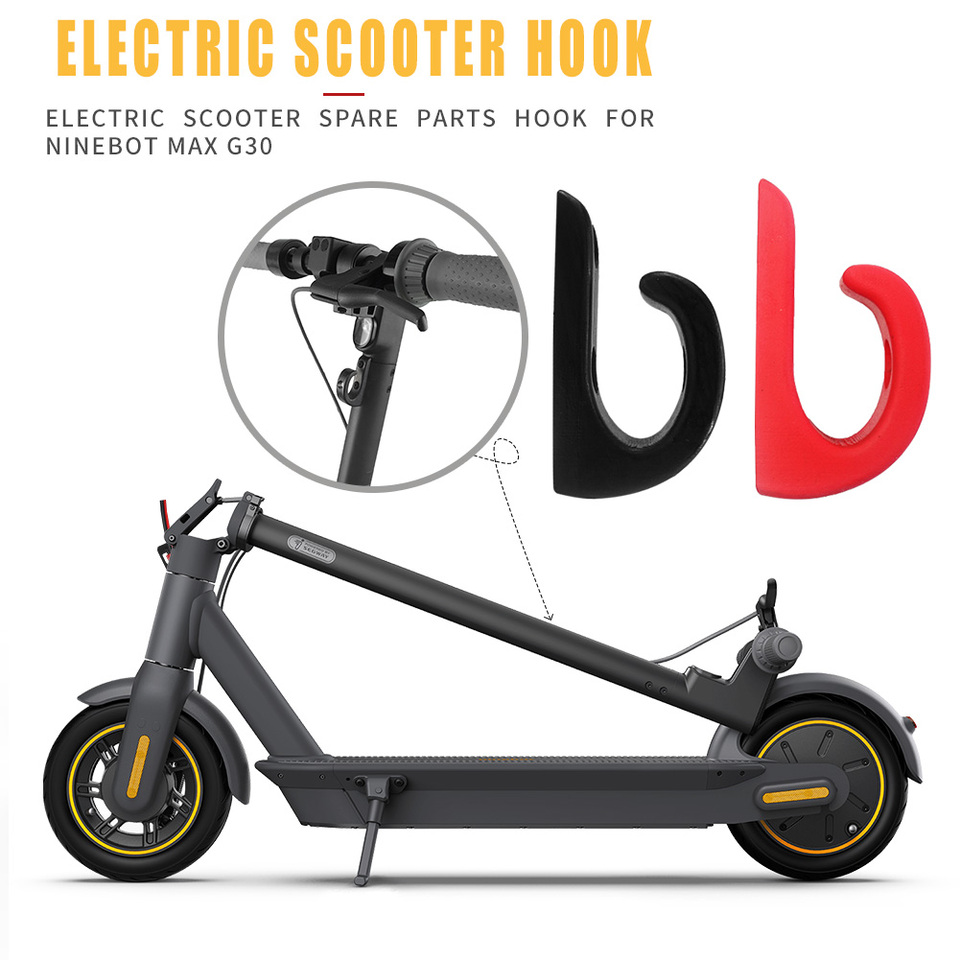 Electric Scooter Front Handle Hook for Ninebot MAX G30 Scooter Accessories