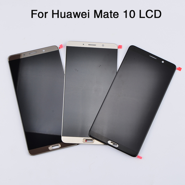 $  5.9'' New For Huawei Mate 10 ALP-AL00 ALP-L09 ALP-L29 Full LCD Display + Touch Screen Digitizer Assembly 100% Tested