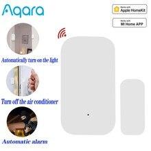 Door-Sensor Aqara Apple-Homekit/xiaomi Mijia Android Smart Zigbee for IOS Wireless-Connection