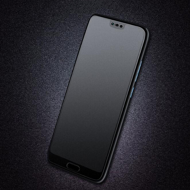 Matte Frosted  Screen Protector Tempered Glass For Huawei And Honor 8X 5